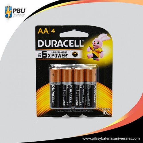 4AA-DURACELL